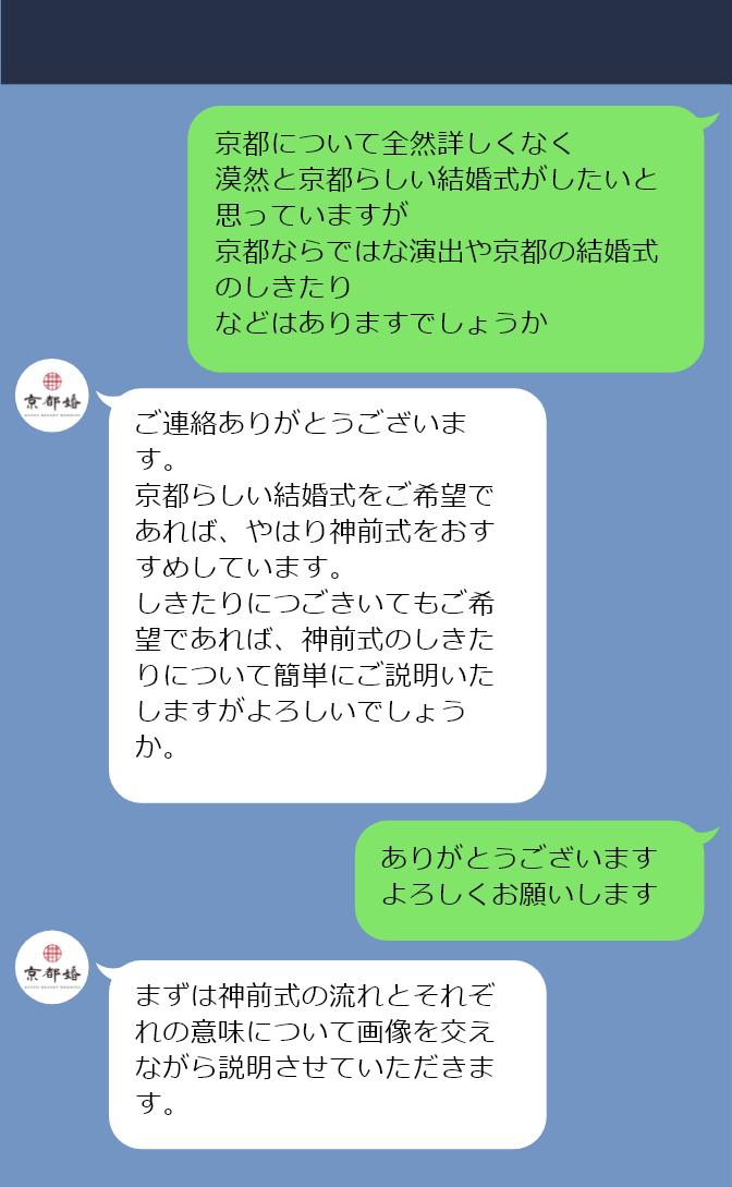 ③京都に関する情報も